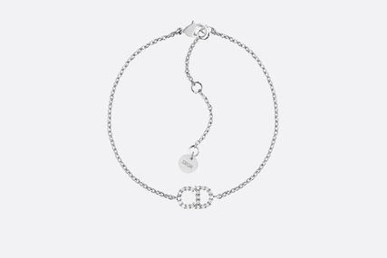 Christian Dior Costume Jewelry Casual Style Chain Party Style Elegant Style