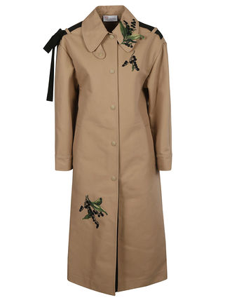 RED VALENTINO Trench Coats