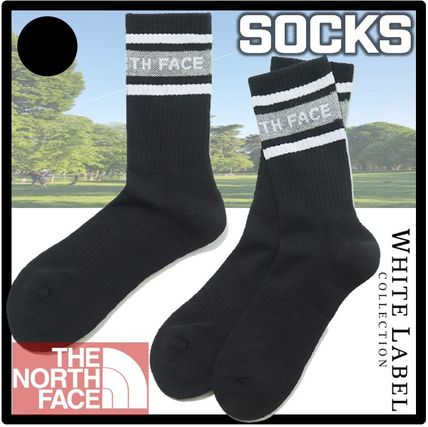 THE NORTH FACE Unisex Street Style Socks & Tights