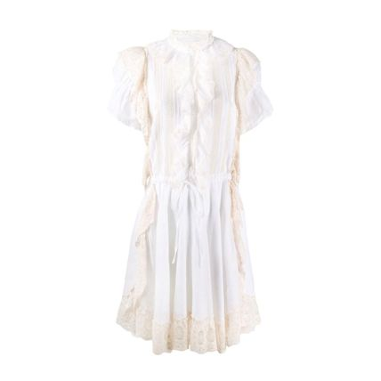 Casual Style Chiffon Medium Party Style Office Style