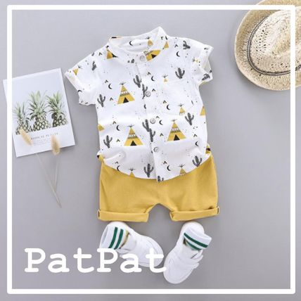 PatPat Baby Boy Tops