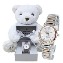 Vivienne Westwood Casual Style Round Quartz Watches Stainless Office Style