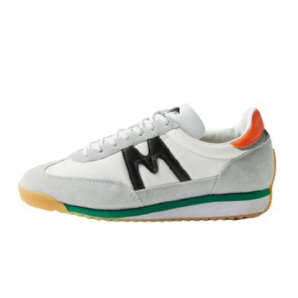 KARHU Low-Top Plain Toe Rubber Sole Casual Style Street Style Leather 3