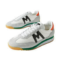KARHU Low-Top Plain Toe Rubber Sole Casual Style Street Style Leather 4