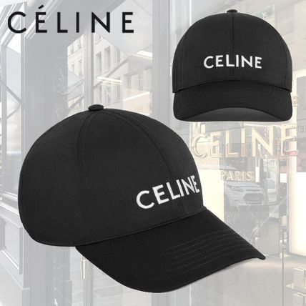CELINE Celine Baseball Cap In Cotton