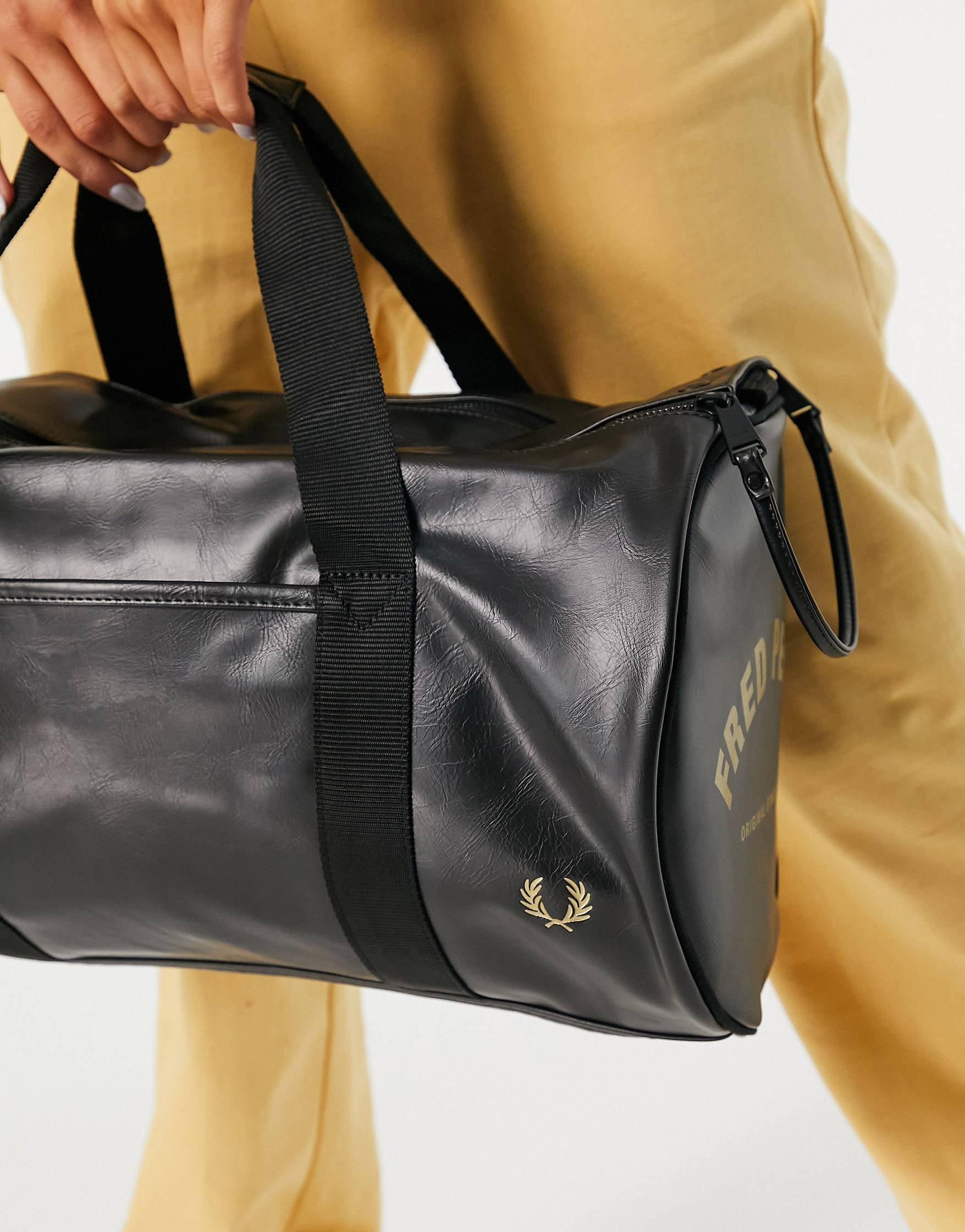 shop fred perry bags