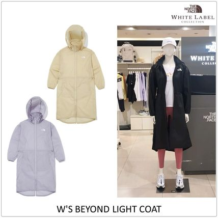 THE NORTH FACE WHITE LABEL Logo Coats