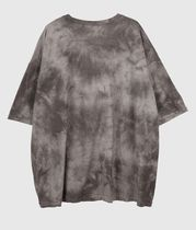 Raucohouse More T-Shirts Unisex Street Style Collaboration Cotton Short Sleeves 9