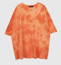 Raucohouse More T-Shirts Unisex Street Style Collaboration Cotton Short Sleeves 10