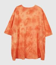 Raucohouse More T-Shirts Unisex Street Style Collaboration Cotton Short Sleeves 11
