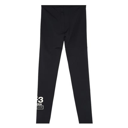 Y-3 Collaboration Street Style Activewear Bottoms