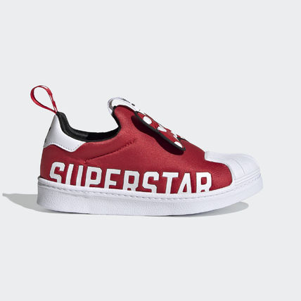 adidas SUPERSTAR Collaboration Street Style Kids Girl Sneakers