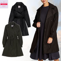 MONCLER Elegant Style Formal Style  Trench Coats