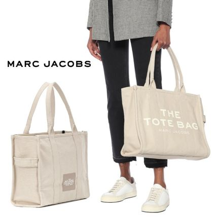 Casual Style Unisex Canvas Street Style Vanity Bags A4 2WAY