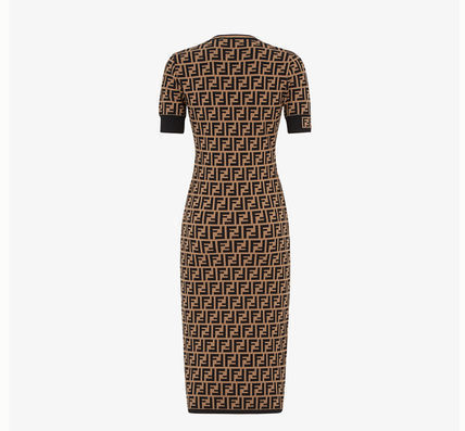 FENDI Logo Dresses