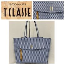 PRIMA CLASSE Flower Patterns Casual Style Blended Fabrics Tassel A4