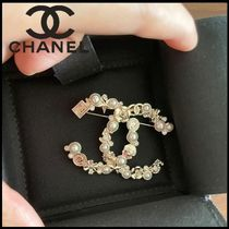 CHANEL Casual Style Party Style Office Style Formal Style  Bridal