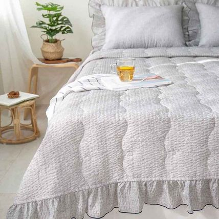 YES BEDDING Co-ord Flower Patterns Unisex Pillowcases Comforter Covers