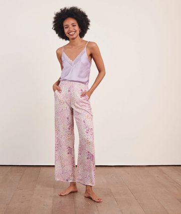 Etam Flower Patterns Lounge & Sleepwear
