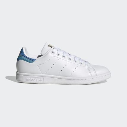 adidas STAN SMITH Casual Style Unisex Logo Low-Top Sneakers