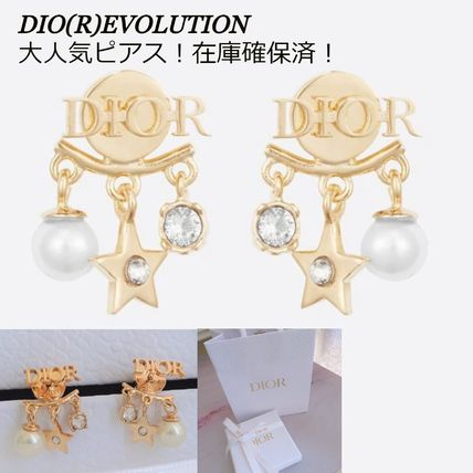 Christian Dior DIOREVOLUTION Costume Jewelry Star Casual Style Party Style Elegant Style