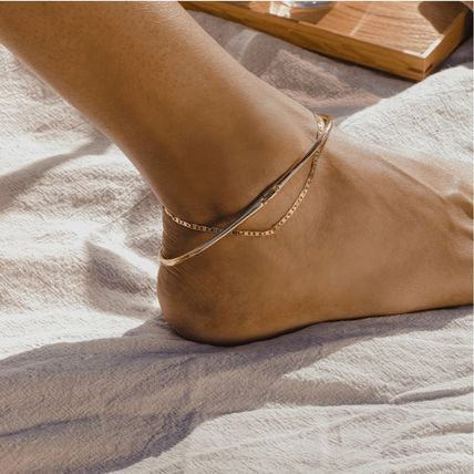 JENNY BIRD Costume Jewelry Anklets