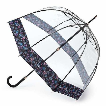 fulton Leopard Patterns Umbrellas & Rain Goods