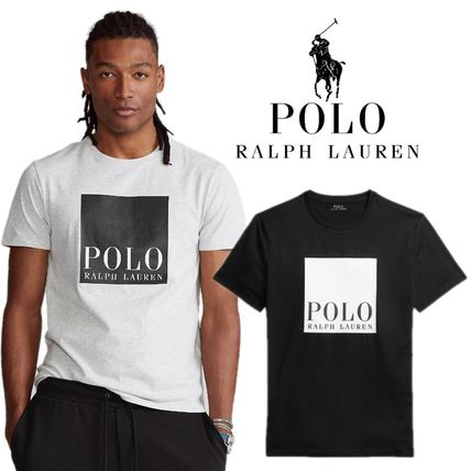 Ralph Lauren More T-Shirts Street Style Cotton Short Sleeves Logo Surf Style T-Shirts