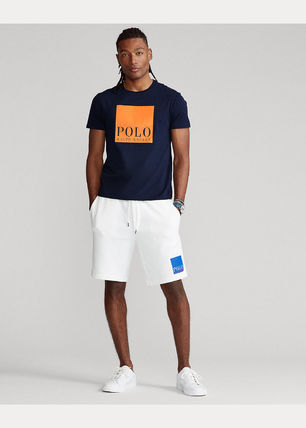 Ralph Lauren More T-Shirts Street Style Cotton Short Sleeves Logo Surf Style T-Shirts 2