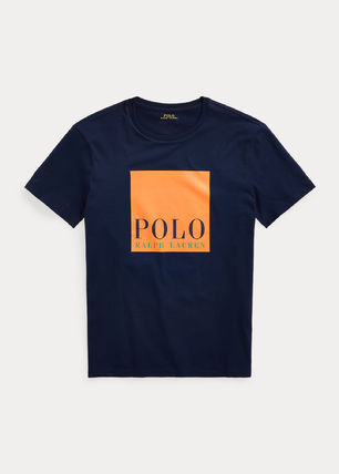 Ralph Lauren More T-Shirts Street Style Cotton Short Sleeves Logo Surf Style T-Shirts 3