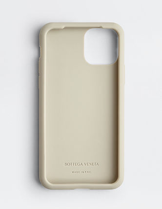 BOTTEGA VENETA Unisex Plain Silicon iPhone 11 Pro iPhone 11 Pro Max