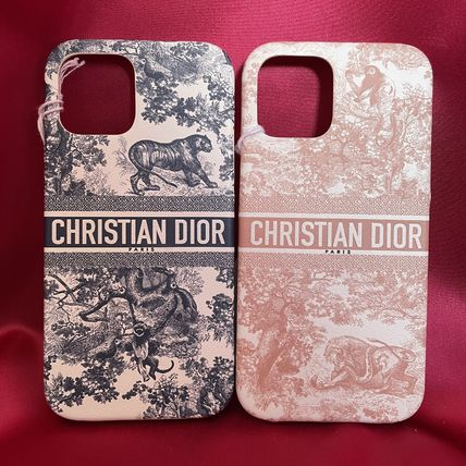 Christian Dior Leather Tech Accessories