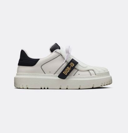Christian Dior Casual Style Leather Street Style Low-Top Sneakers