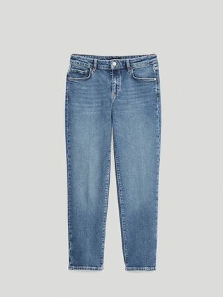 Massimo Dutti Casual Style Denim Plain Cotton Medium