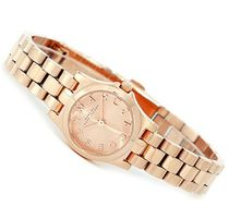 Marc by Marc Jacobs Casual Style Round Party Style Quartz Watches Silver