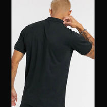 THE NORTH FACE Polos Street Style Cotton Short Sleeves Logo Outdoor Polos 4