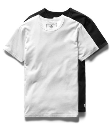 Unisex Street Style Plain Short Sleeves Logo T-Shirts