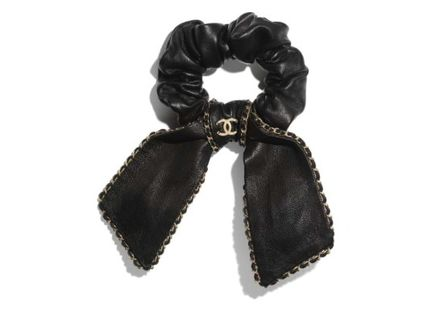 CHANEL Formal Style  Costume Jewelry Scrunchy Casual Style