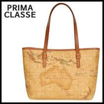 PRIMA CLASSE Casual Style Street Style Shoulder Bags