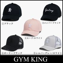 Gym King Unisex Street Style Activewear Accessories