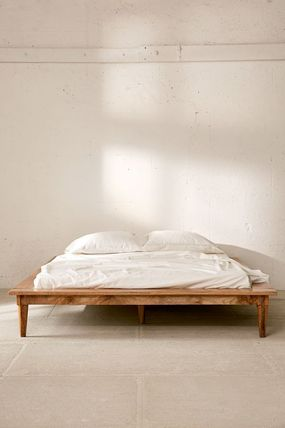Urban Outfitters Wooden Furniture Bedding
