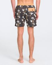 TCSS More Shorts Printed Pants Flower Patterns Street Style Cotton Shorts 8