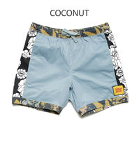 TCSS More Shorts Printed Pants Flower Patterns Street Style Cotton Shorts 14