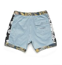TCSS More Shorts Printed Pants Flower Patterns Street Style Cotton Shorts 15