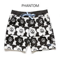 TCSS More Shorts Printed Pants Flower Patterns Street Style Cotton Shorts 18