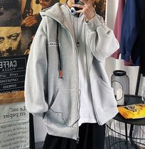 Hoodies Pullovers Sweat Street Style Long Sleeves Cotton Oversized 6