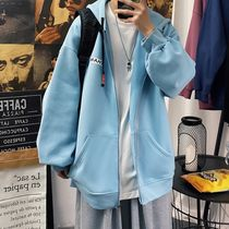 Hoodies Pullovers Sweat Street Style Long Sleeves Cotton Oversized 12
