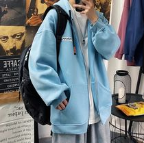 Hoodies Pullovers Sweat Street Style Long Sleeves Cotton Oversized 13