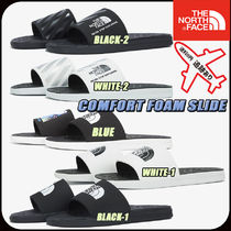 THE NORTH FACE WHITE LABEL Unisex Street Style Logo Sandals