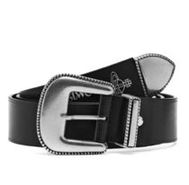 Vivienne Westwood Casual Style Street Style Leather Logo Belts